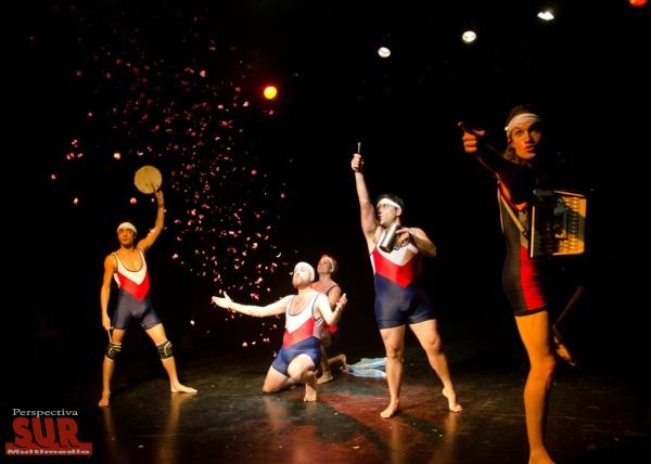 El teatro se puebla de música, teatro y humor