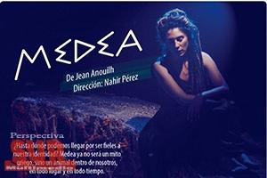 Medea, un cl�sico del teatro franc�s en el Centro Cultural Rigolleau