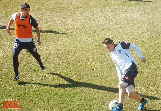 Quilmes hizo un doble turno continuo y Broggi volvi� a parar un equipo