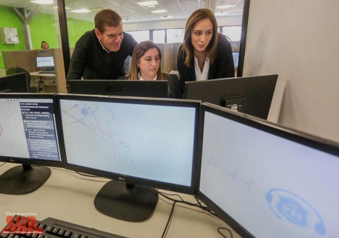Provincia presentó la extensión del 911 para denunciar delitos