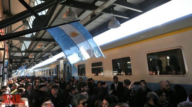 Volvió el tren a Mar del Plata: cuánto cuesta y cuánto tarda el recorrido