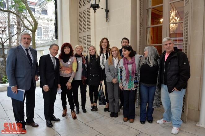 Vidal presentó los avances del Plan de Asistencia a la víctima