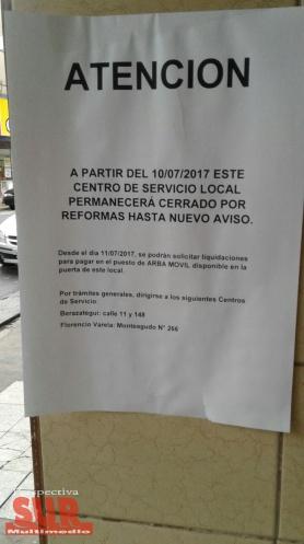Arba Quilmes Estará Cerrada Un Mes Por Refecciones