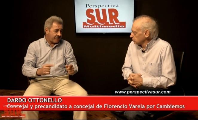 """Dardo Ottonello: """"Los asentamientos en Varela se multiplicaron en 15 años"""""""