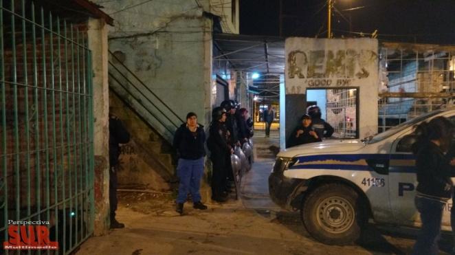 Desbaratan banda narco en Itatí en el marco de un operativo de seguridad