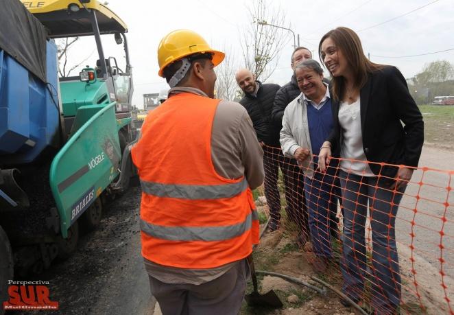 Vidal en La Matanza y en Gral. Rodr�guez: El �nico camino que da resultado es el del esfuerzo, no el de las recetas m�gicas