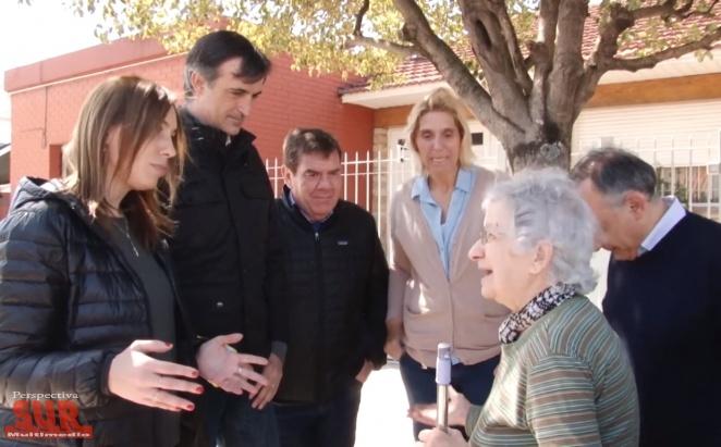 Vidal, Bullrich y Montenegro timbrearon en Mar del Plata