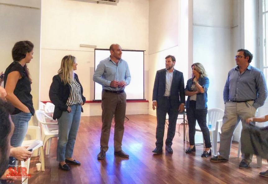Quilmes fue sede de un encuentro sobre expediente electrónico y firma digital