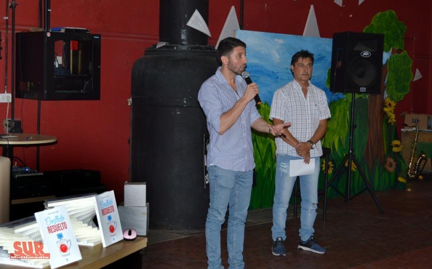 Inauguraron el ciclo de Cultura de Verano en el CPA Leonardo Favio
