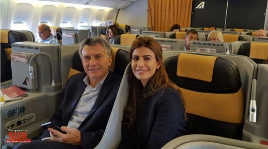 Recomiendan que el presidente Macri no viaje en vuelos comerciales