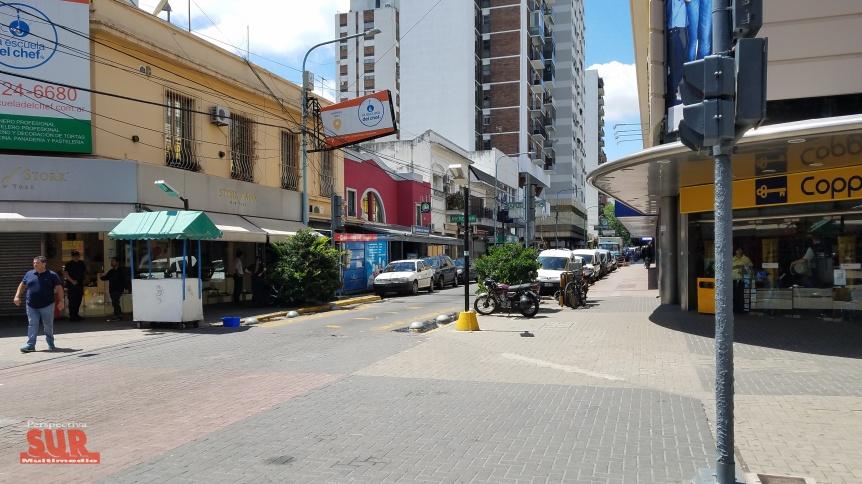 Toma de rehenes en una juguetería en pleno centro de Quilmes