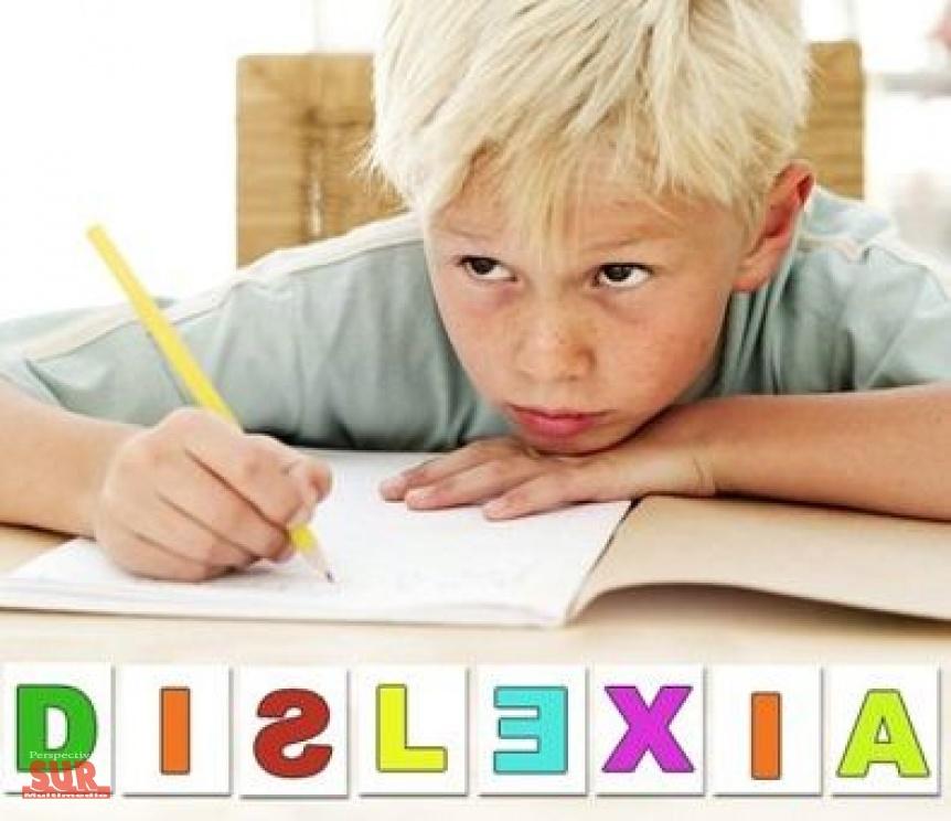 Uno de cada diez chicos sufre dislexia