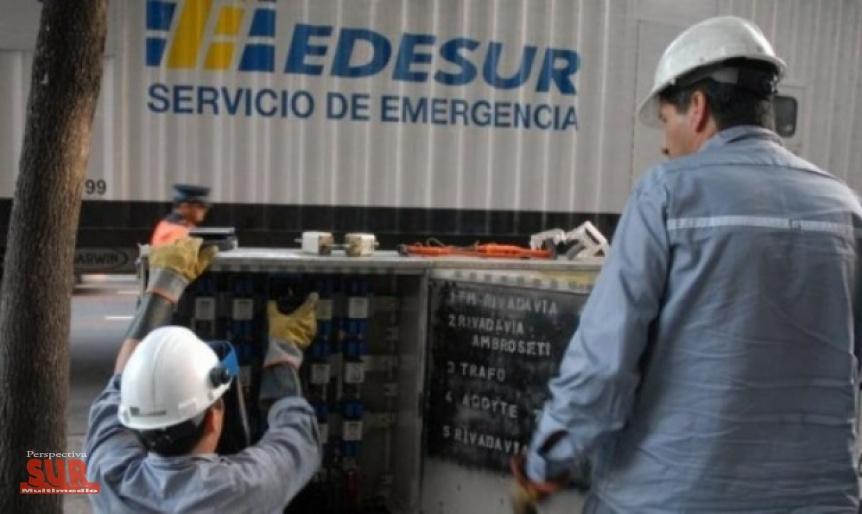 Intendente de Avellaneda  demand� a Edesur por los cortes de luz en el distrito