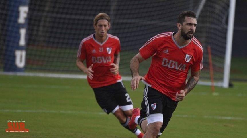 Pratto y Mayada podr�an ser titulares el domingo ante el Granate