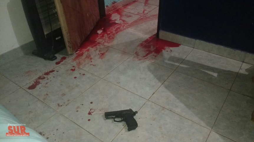 Joven se suicid� con el arma de su pareja Polic�a Local Quilmes