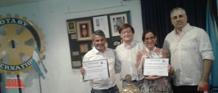 El Rotary Club Quilmes y la educaci�n p�blica