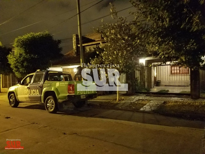 Delincuentes se tirotearon con la policía e hirieron a un vecino