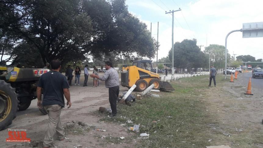 Desarticularon banda dirigida por una mujer que regenteaba la feria ilegal del Parque Pereyra