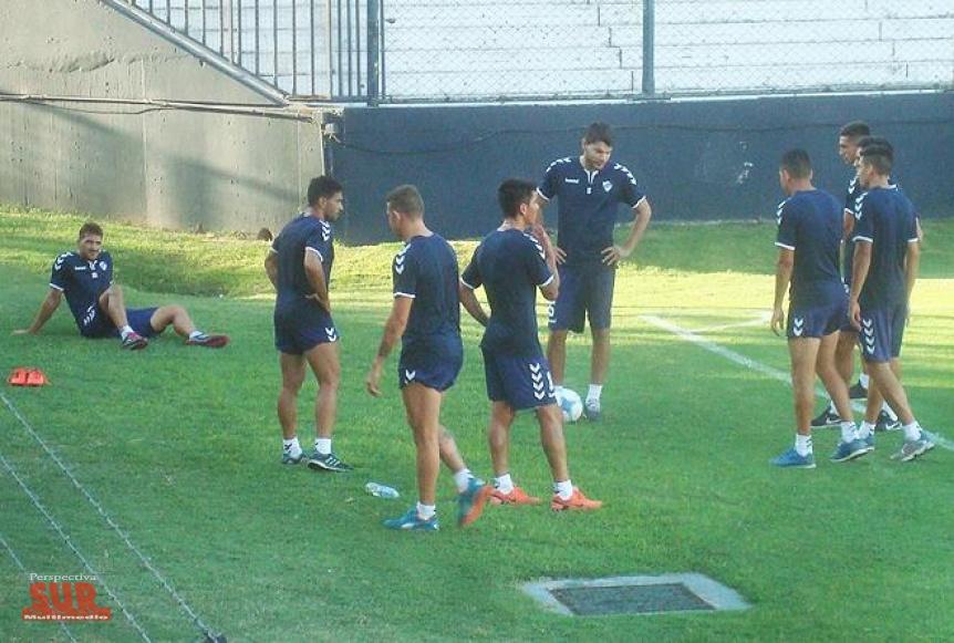 Quilmes volvió al trabajo en uno de los inicios de semana más duros