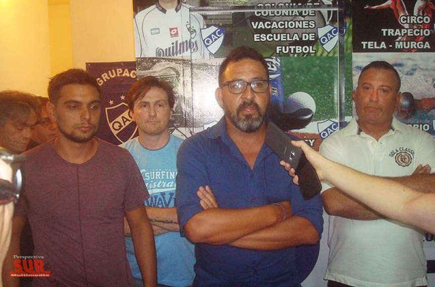 La Agrupación Azul inauguró su local en pleno centro de nuestra ciudad