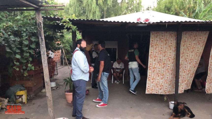Desbarataron una banda delictiva que actuaba en Ezpeleta