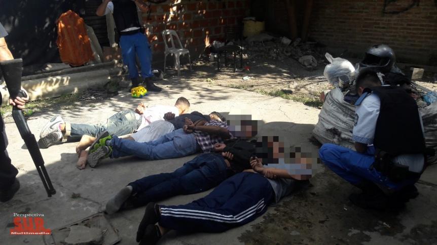 Detuvieron a los delincuentes que desvalijaron la Escuela Nº 37