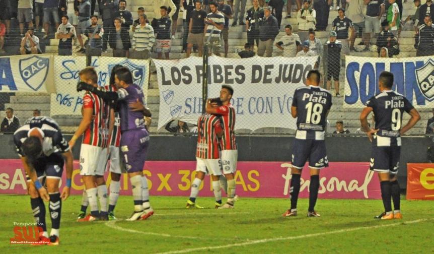Quilmes cayó ante Independiente Rivadavia y se hunde en el descenso
