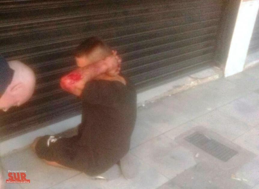 La Patrulla Urbana evit� que una ri�a callejera terminara en tragedia