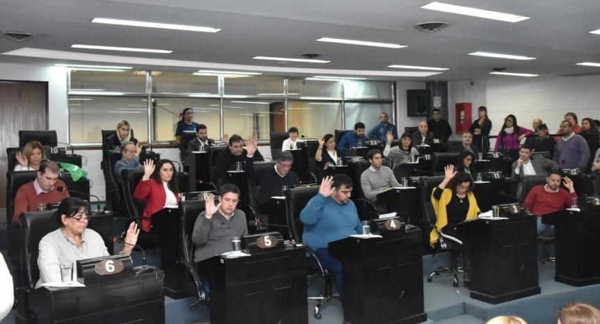 Los funcionarios quilme�os deber�n publicar sus declaraciones juradas en la web