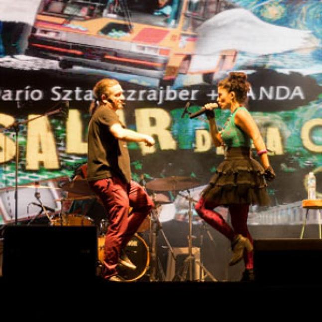 Llega el espectáculo de Darío Sztajnszrajber a Berazategui