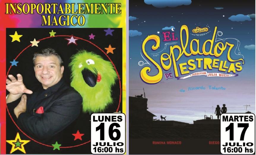 Gran oferta de infantiles para programar y reservar con antelación en el Teatro Don Bosco