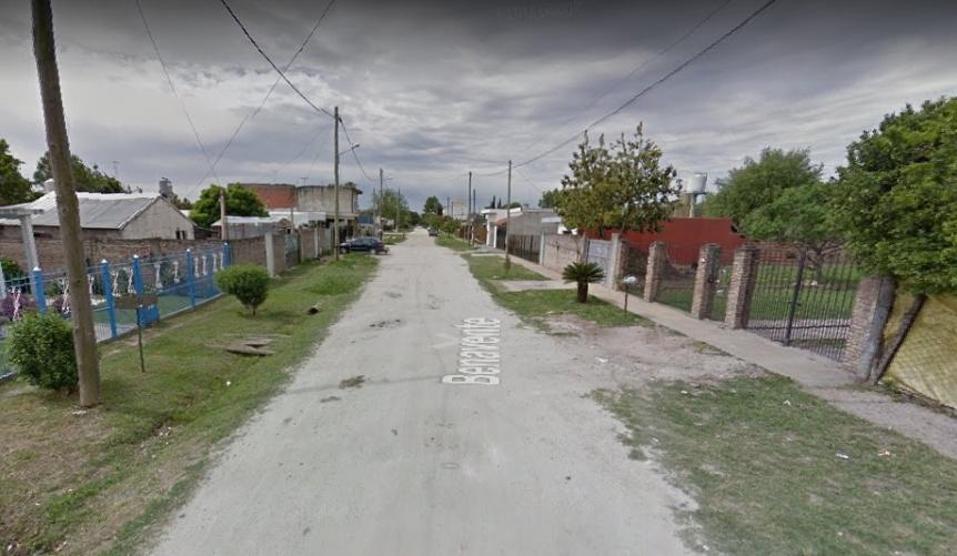 Tr�gico incendio en Varela: Murieron dos ni�os y un tercero tiene quemaduras leves