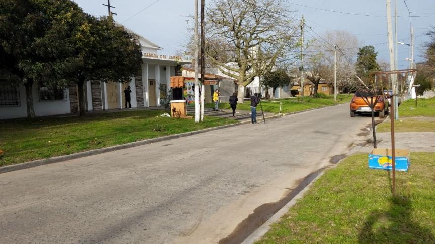Asesinaron a un joven para robarle frente a una iglesia en Quilmes Oeste
