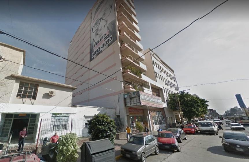 Edificio de Quilmes centro cíclicamente queda sin luz