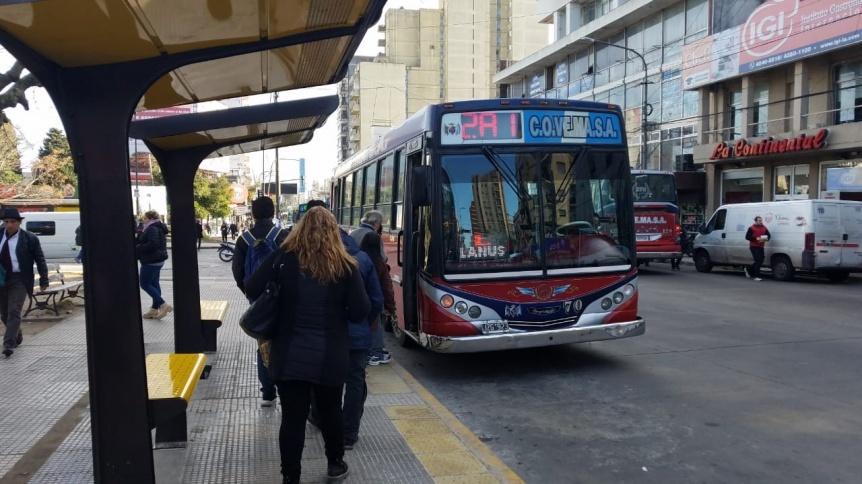 Este s�bado aumenta otra vez el transporte p�blico: $12 el boleto m�nimo