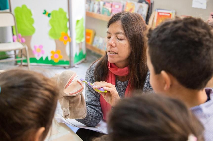 Cerca de 200 chicos recibieron atenci�n odontol�gica gratuita en Don Bosco