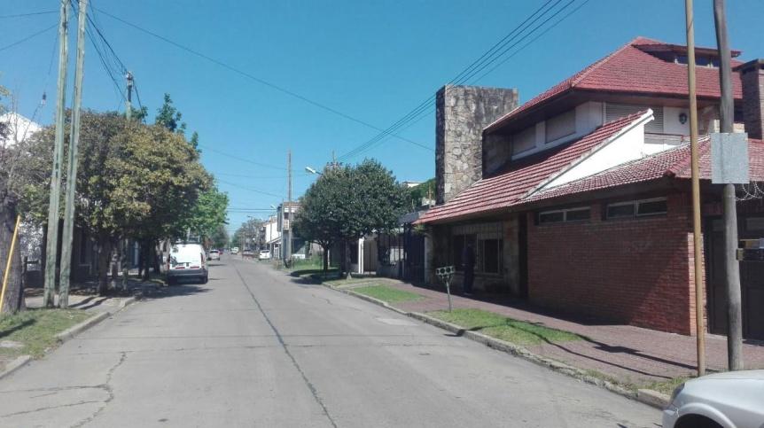 Violenta entradera a jubilados en Quilmes Oeste