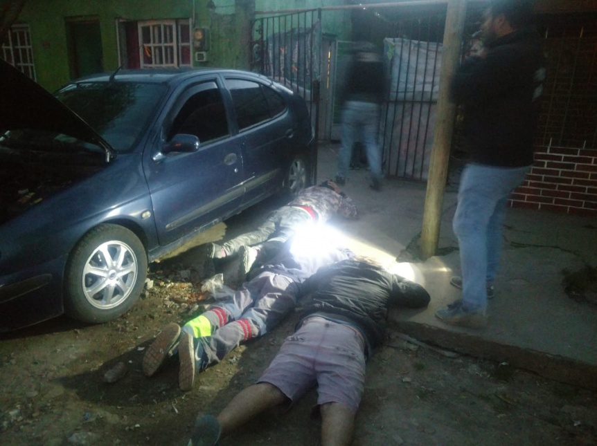 Secuestran veh�culos adulterados y robados: Cuatro imputados