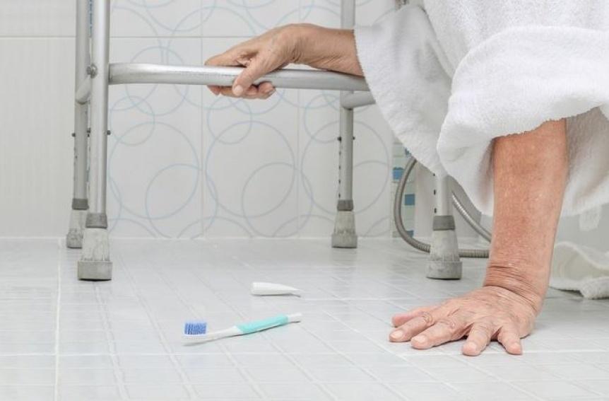 Los accidentes m�s comunes en el hogar