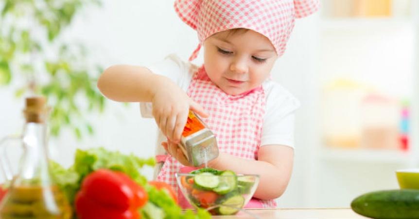 Consejos para que los niños consuman menos sodio