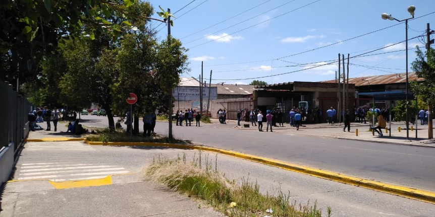 Suspendieron elección interna de UTA en el Expreso Villanueva