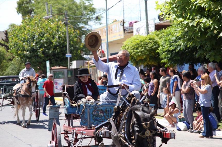 El Municipio acompañó los festejos por  el 70º aniversario de Villa Alcira