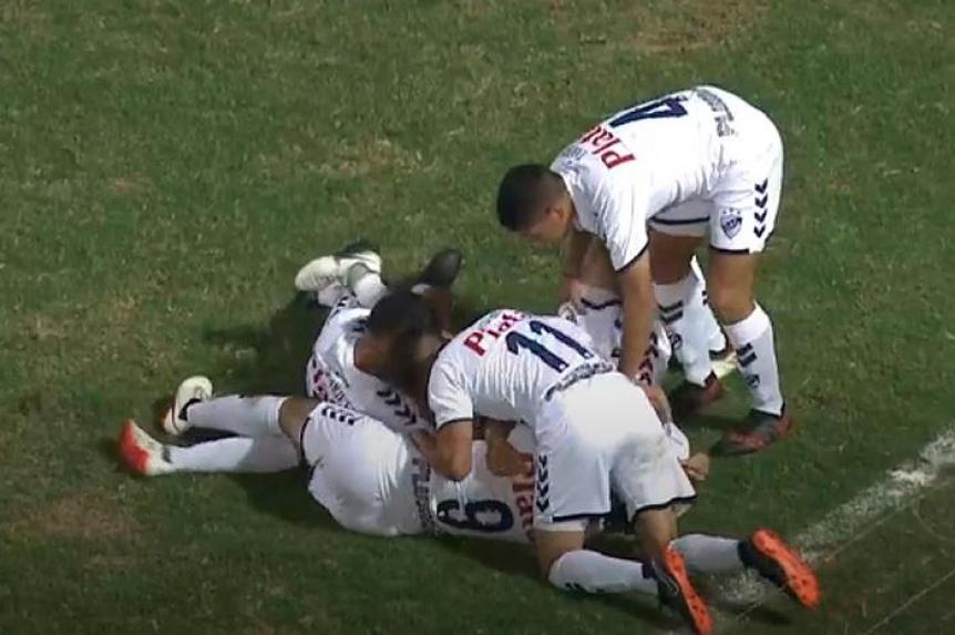 Quilmes empató con Instituto y termina el año en zona de descenso