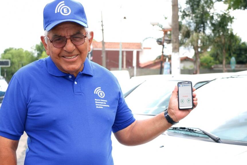 Estacionamiento: Con abuelos, Berazategui erradic� a los trapitos