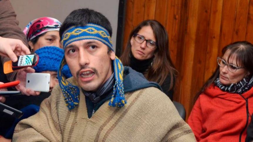 Condenaron a Facundo Jones Huala por incendiar una propiedad privada