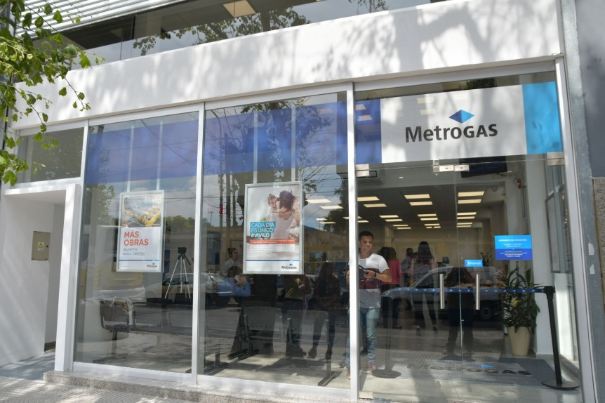 Metrogas abri� las puertas de su oficina comercial en Varela