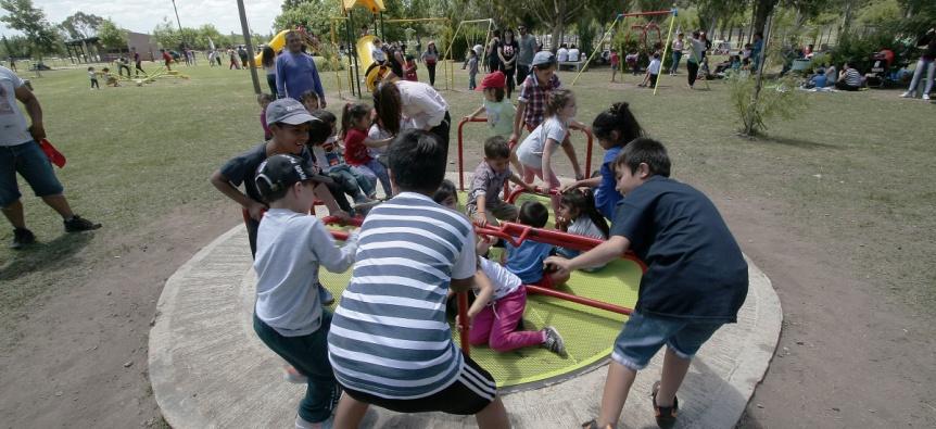 La Granja Educativa Municipal, una de las atracciones del verano en Almirante Brown