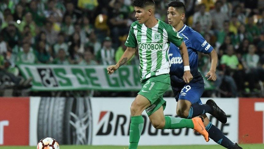 Se confirmó la llegada de Campuzano y se rechazó una oferta por Barrios