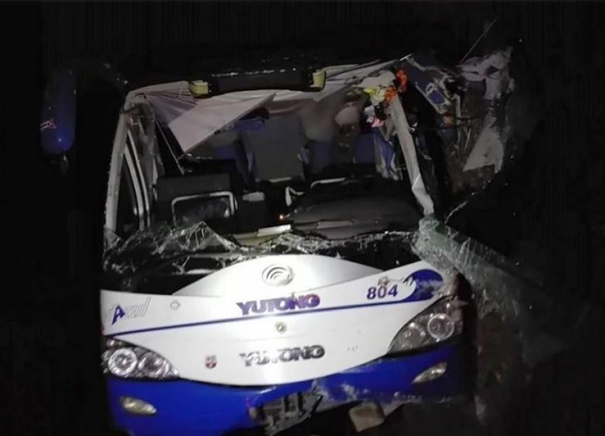 Dos turistas argentinas murieron en un accidente de tránsito en Cuba
