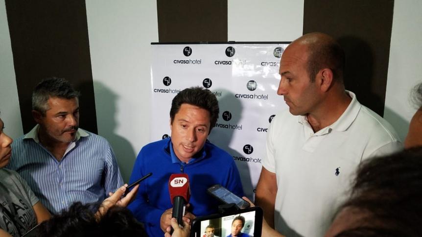 Molina y Sánchez Zinny lanzaron en Quilmes la Mesa Distrital de Política Educativa